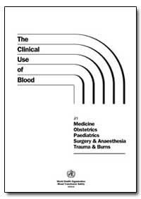 World Health Organization : Year 2001 ; ... by Jean C. Emmanuel, Dr.