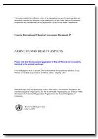 World Health Organization : Year 2002 : ... by S. Czerczak
