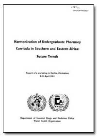 World Health Organization : Year 2002 ; ... by O. Munjeri, Dr.