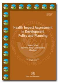 World Health Organization : Year 2002 ; ... by Yasmin Von Schirnding, Dr.
