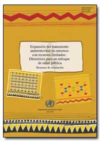 World Health Organization : Year 2002 ; ... by Scott Hammer, Dr.