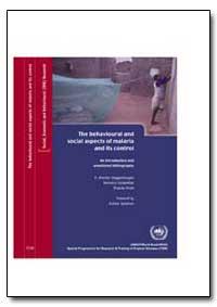 World Health Organization : Year 2003 ; ... by Andrew Spielman