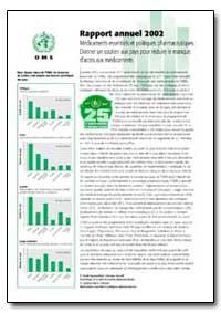 World Health Organization : Year 2003 ; ... by Anarfi Asamoa-Baah, Dr.
