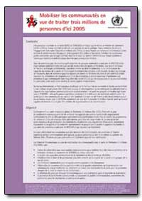 World Health Organization : Year 2003 ; ... by World Health Organization