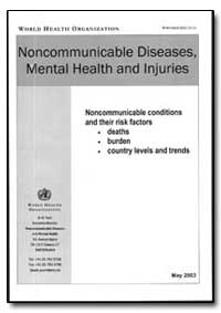 World Health Organization : Year 2003 ; ... by D. Yach, Dr.