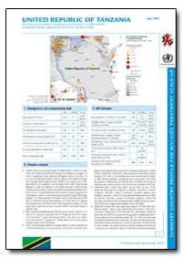 World Health Organization : Year 2004 ; ... by World Health Organization