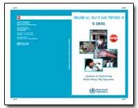 World Health Organization : Year 2006 ; ... by Mario Raviglione, Dr.