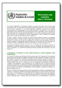 World Health Organization : Year 2006 ; ... by World Health Organization