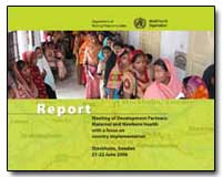 World Health Organization : Year 2007 ; ... by World Health Organization