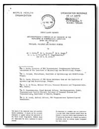 World Health Organization : Report on a ... by J. Rotta, Dr.