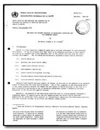 World Health Organization : Report on a ... by Joseph S. W. Lutwama