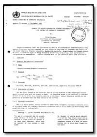 World Health Organization : Report on a ... by Felix Partono