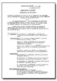 Health Organisation, Malaria Comission; ... by G. Bastianelli