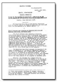 Health Organisation, Malaria Comission; ... by N, Editormond Sergent