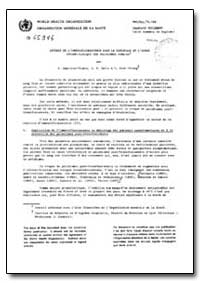 Health Organisation, Malaria Comission; ... by P. Ambroise-Thomas