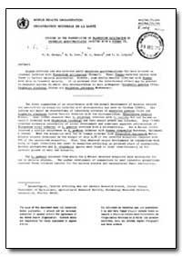 Health Organisation, Malaria Comission; ... by K. E. Savage