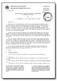 Health Organisation, Malaria Comission; ... by C. A. Webster