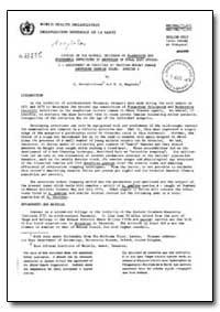 Health Organisation, Malaria Comission; ... by C. Garrett-Jones