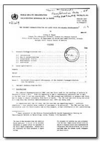 Health Organisation, Malaria Comission; ... by Irving G. Kagan