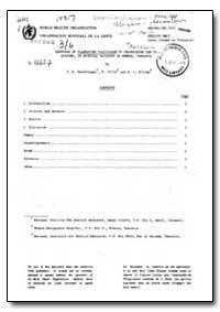 Health Organisation, Malaria Comission; ... by T. K. Mutabingwa