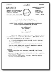 Health Organisation, Malaria Comission; ... by Melivin E. Griffith
