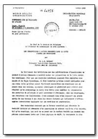 Health Organisation, Malaria Comission; ... by M. A. B. Hadaway