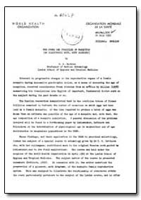 Health Organisation, Malaria Comission; ... by D. S. Bertram
