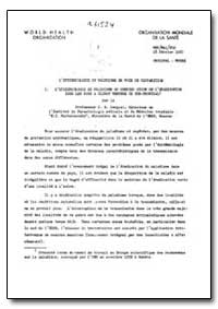 Health Organisation, Malaria Comission; ... by P. G. Sergiev, Prof.