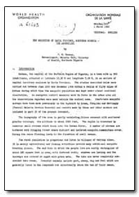Health Organisation, Malaria Comission; ... by P. W. Hannay