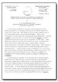 Health Organisation, Malaria Comission; ... by R. C. Muirhead-Thohison