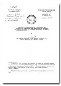 Health Organisation, Malaria Comission; ... by A. E. Gunders