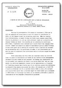 Health Organisation, Malaria Comission; ... by C. W. Gockel, Dr.