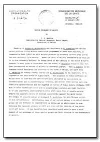 Health Organisation, Malaria Comission; ... by R. H. Wharton