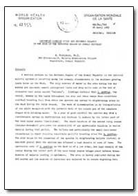 Health Organisation, Malaria Comission; ... by N. Rishikesh