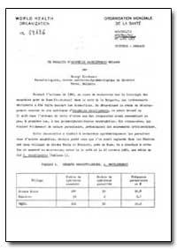 Health Organisation, Malaria Comission; ... by Georgi Kovchazov