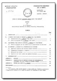 Health Organisation, Malaria Comission; ... by H. E. Patesson