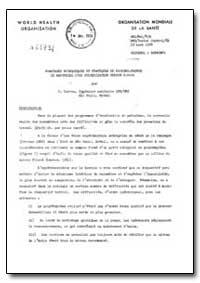 Health Organisation, Malaria Comission; ... by O. Larrea