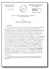 Health Organisation, Malaria Comission; ... by R. Pal