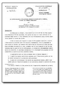 Health Organisation, Malaria Comission; ... by Michel A. Attisso