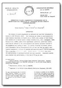 Health Organisation, Malaria Comission; ... by George Giglioli, Dr.