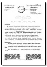 Health Organisation, Malaria Comission; ... by J. W. Kibukamusoke