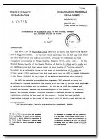 Health Organisation, Malaria Comission; ... by E. Onori, Dr.