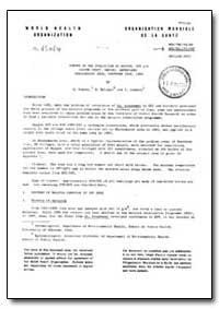 Health Organisation, Malaria Comission; ... by B. Samimi