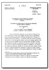 Health Organisation, Malaria Comission; ... by Salvador J. Carrillo