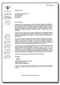 World Health Organization (Mnh) Maternal... by World Health Organization