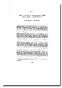 World Health Organization : Organisation... by G. H. Beaton and J. M. Bengoa