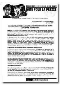 World Health Organization Note for the P... by Lorenzo Savioli, Dr.