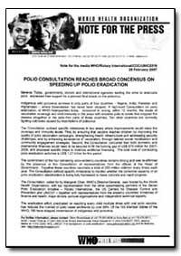 World Health Organization Note for the P... by M. Liu Peilon