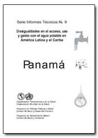Pan American Health Organization : Serie... by World Health Organization