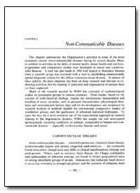 World Health Organization Publication : ... by S. Al-Wahbi